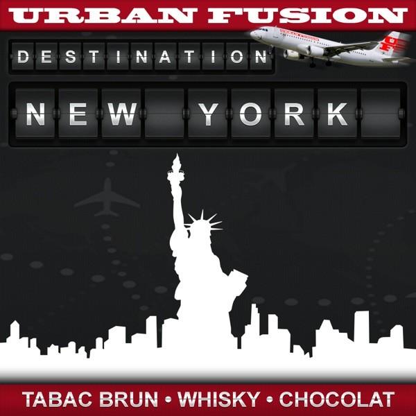 E-liquide New York
