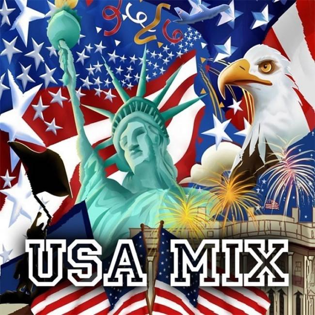 E-liquide Tabac USA MIX