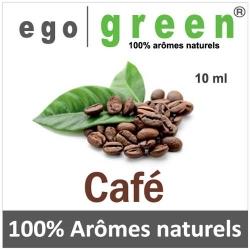 E-liquide Café