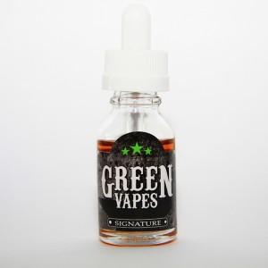 E liquide Green's Custard