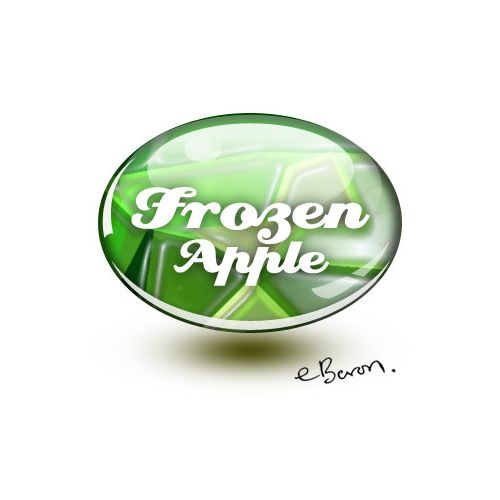 E liquide Frozen Apple (eBaron Lab)