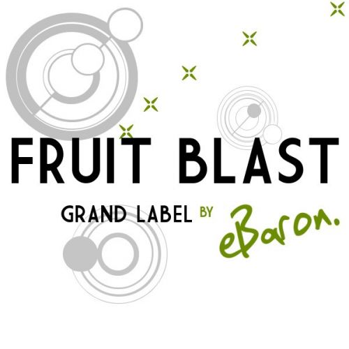 E liquide Fruit Blast (Grand Label)