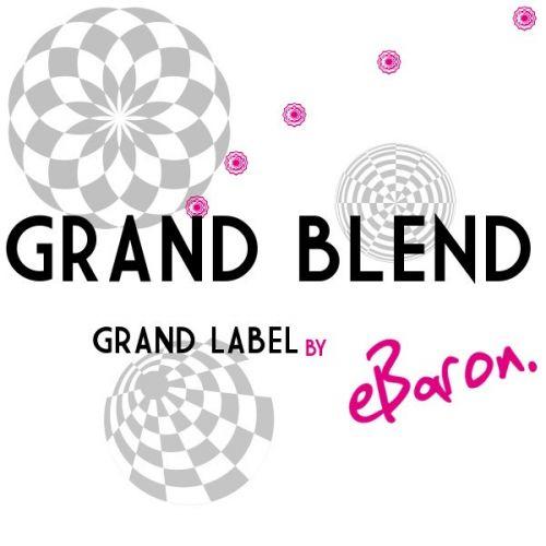 E liquide Grand Blend (Grand Label)