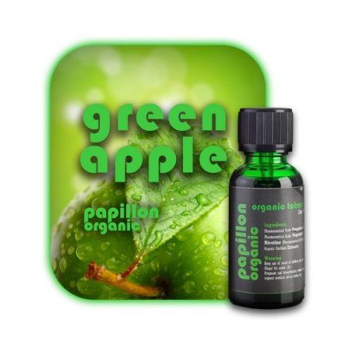 E liquide Organic Green Apple (Papillon Organic)
