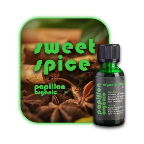 E liquide Organic Sweet Spice (Papillon Organic)