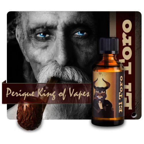 E liquide Perique King of Vapes (El Toro)