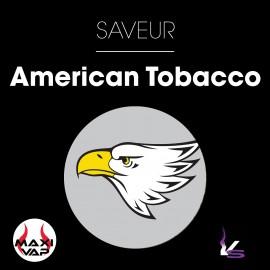 E liquide American Tobacco