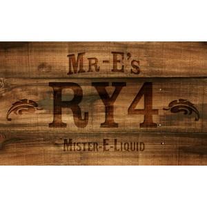E liquide Mr-E'S RY4