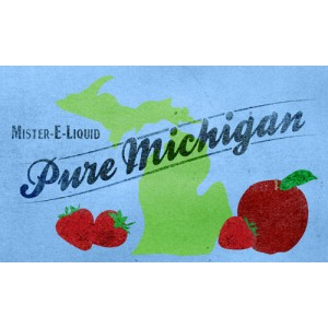 E liquide Pure Michigan