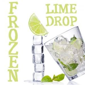 E liquide Frozen Lime Drop