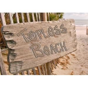 E liquide Topless Beach