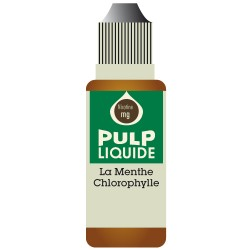 E liquide La Menthe Chlorophylle