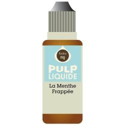 E liquide La Menthe Frapée