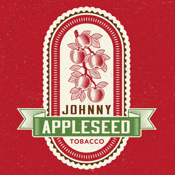 E liquide Johnny Appleseed Tobacco