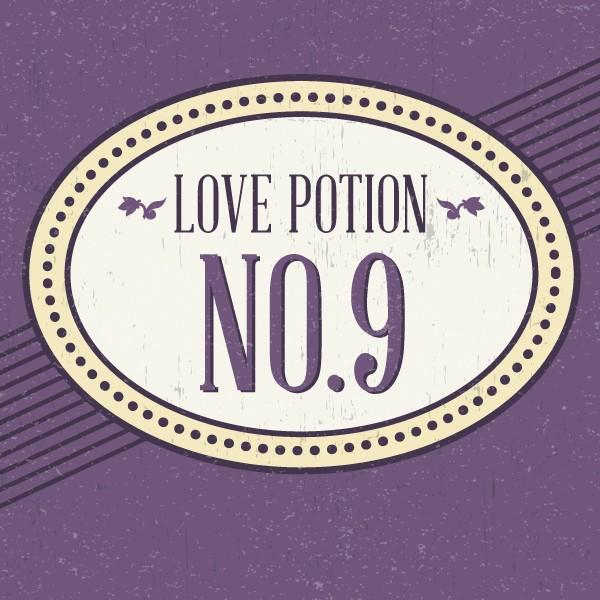 E liquide Love Potion No 9