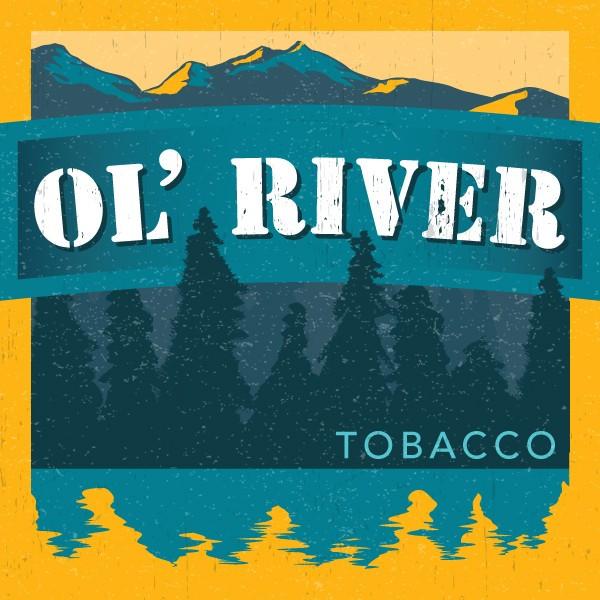 E liquide Ol' River Tobacco