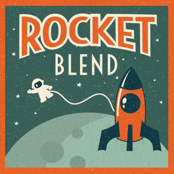 E liquide Rocket Blend