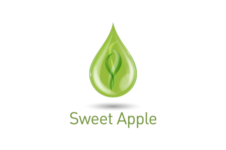 E liquide Sweet Apple