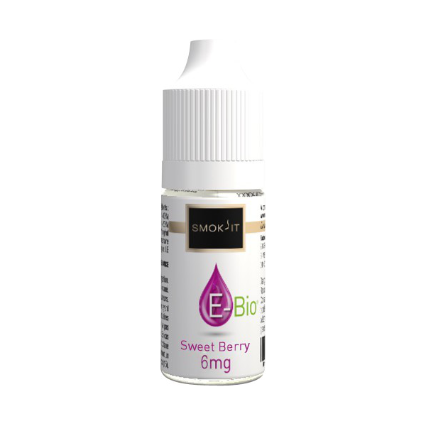 E liquide Sweet Berry (Biobased)