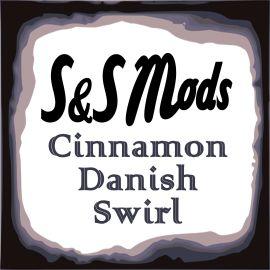 E liquide Cinnamon Danish Swirl