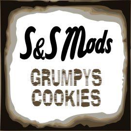 E liquide Grumpys Cookies