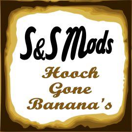 E liquide Hooch Gone Banana's