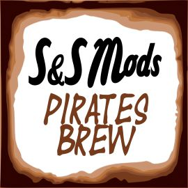 E liquide Pirates Brew