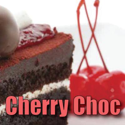 E liquide Cherry Choc