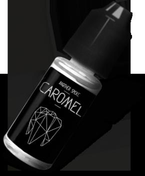 E liquide Caromel