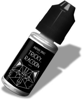 E liquide Tricky Racoon
