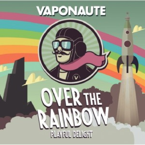 E-liquide Over the rainbow