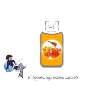 E-liquide Miel