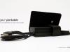 Chargeur portatif pour batterie Ego