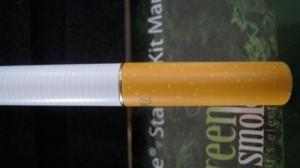 Filtre cigarette électronique