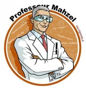 Le professeur Mahzel te rassure : le Propylène Glycol ça craint pas tant que ça