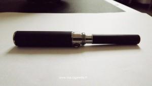 Cigarette électronique avec cartomizer dual coil