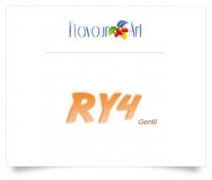 E-liquide RY4 Gentil (Flavour Art)
