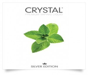 E-liquide Menthe - Crystal