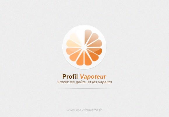 profil vapoteur
