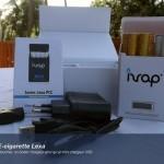Contenu du pack e-cigarette Lexa