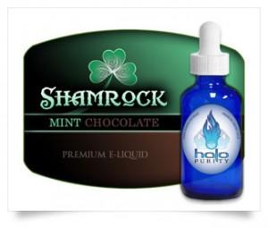 e-liquide-halo-shamrock