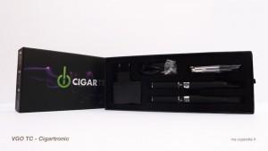 Pack VGO TC de chez Cigartronic