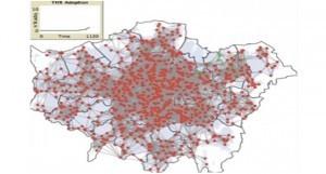 Modélisation de l'adoption de la cigarette électronique dans la population de Londres