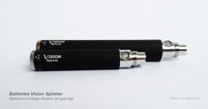 Batterie Vision Spinner
