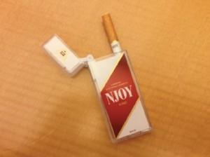 E-cigarette Njoy