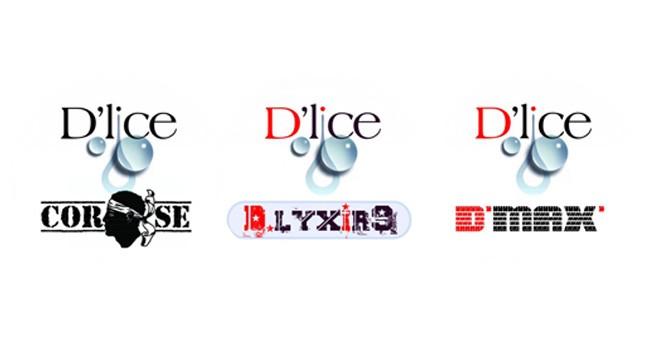 E-liquides D'lice