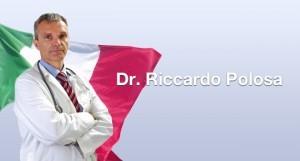 Directeur du Centre Universitaire de Prévention et de Cure du Tabagisme de l'Université de Catane (Italie) et fondateur et consultant scientifique de la Ligue italienne Antitabac (LIAF)
