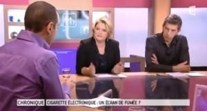 Le magazine de la santé sur France 5 a consacré un volet de son émission sur l'e-cigarette.
