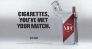 Publicité Njoy