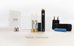 TeCab Clearomizer